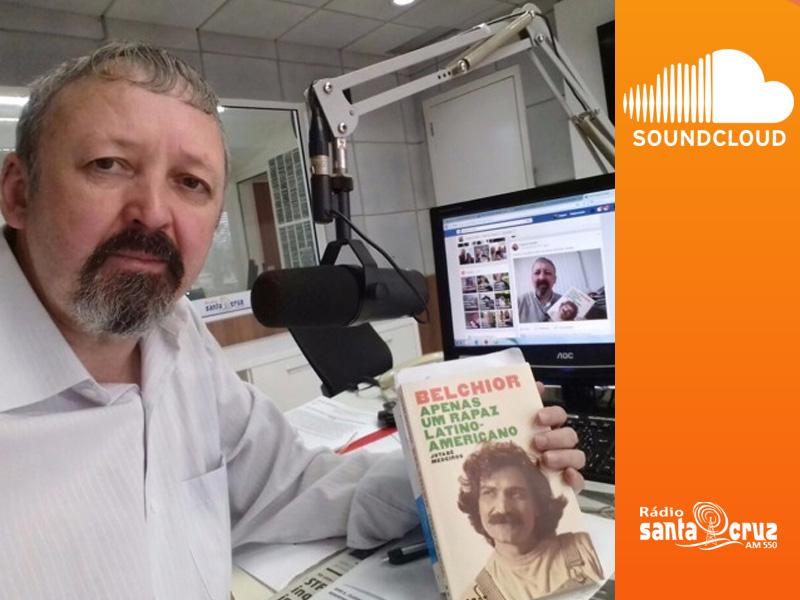 Livro Belchior Apenas Um Rapaz Latino Americano Radio Santa Cruz