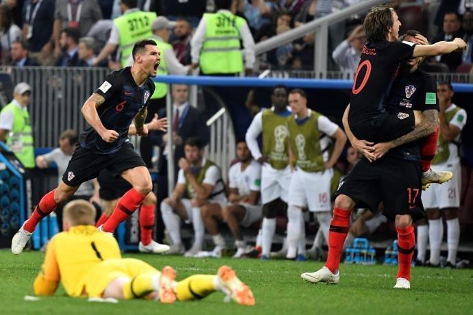 5e74d143ea Croácia vence Inglaterra na prorrogação e está na final da Copa ...