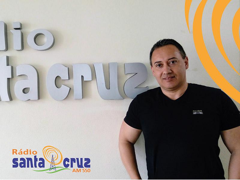"Luiz Henrique Vieira ""Rambo"" (Locutor)"